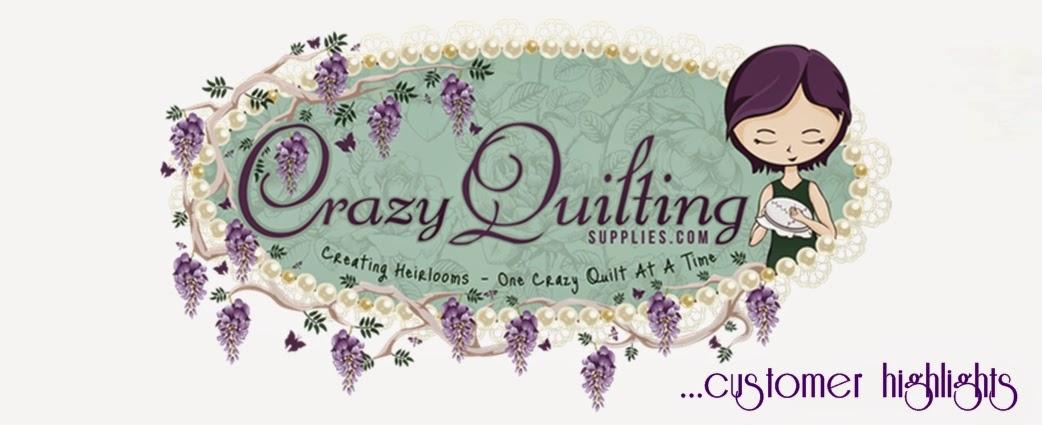 Customer Highlights - crazyquilter.com