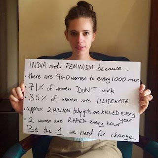 Kalki Koechlin thinks India needs feminism