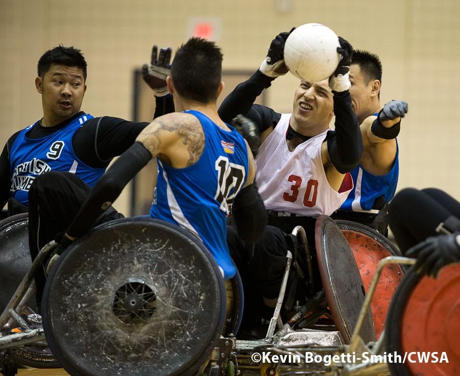 bc wheelchair sports association 2014