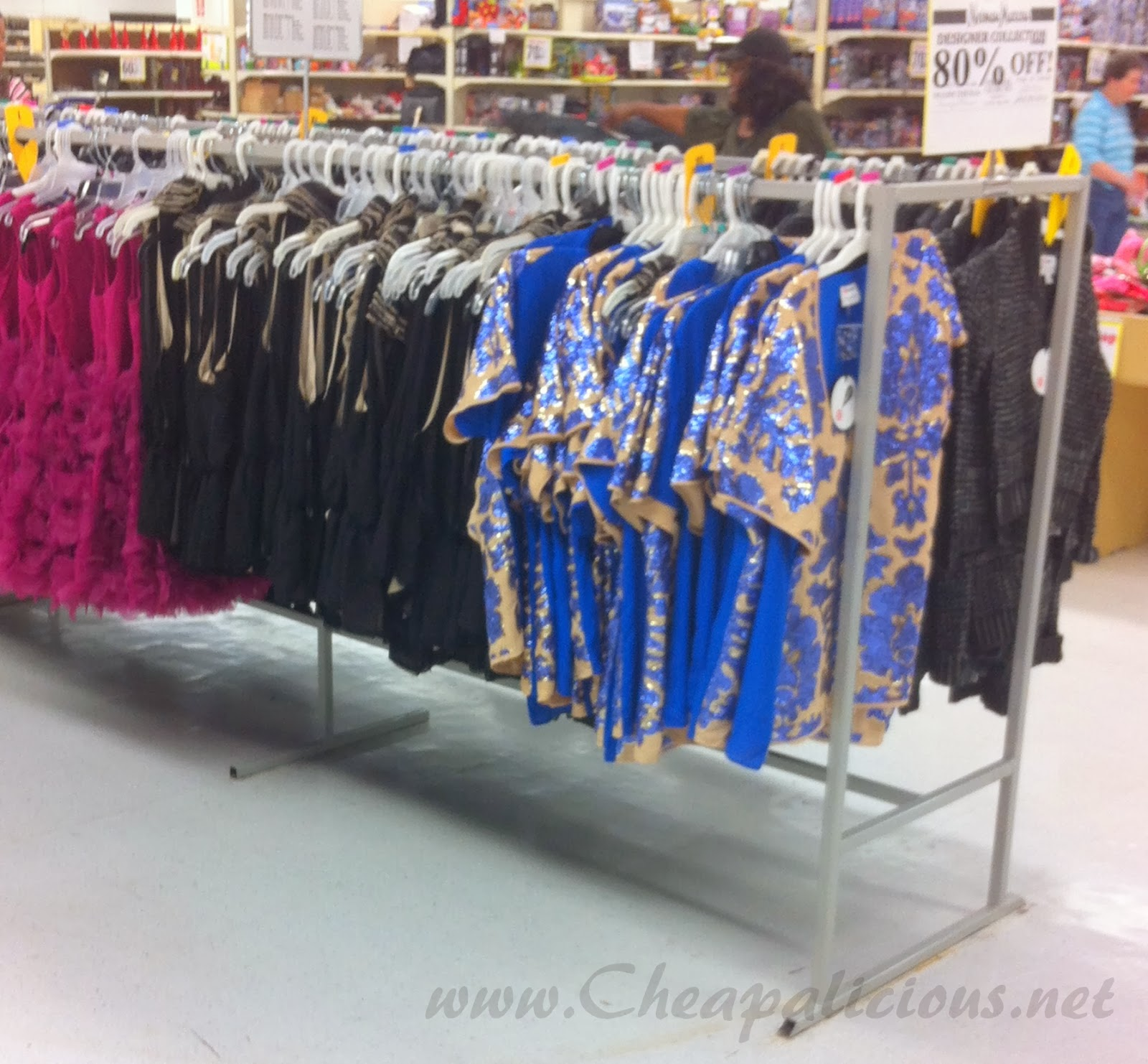 Dirt cheap store locations - I Spotted A Couple Of Racks Of The Neiman Marcus For Target Holiday Collection From Last Year For 80 Off The Sequined Tracy Reese Top Was 16