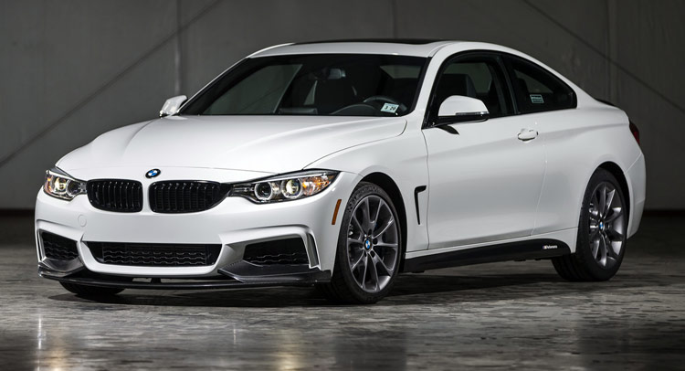 New Bmw 435i Zhp Coupe With 335hp And Lsd Limited To 100 Units