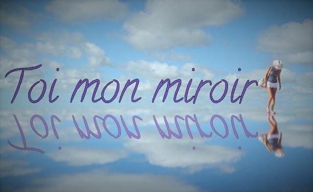 Image de l'art et réflexion miroir
