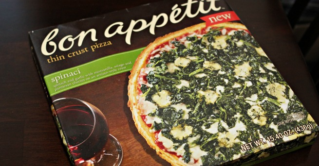 Review: Bon Appetit Frozen Pizza