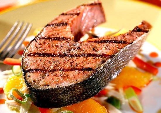 Ricetta salmone in padella cucina green
