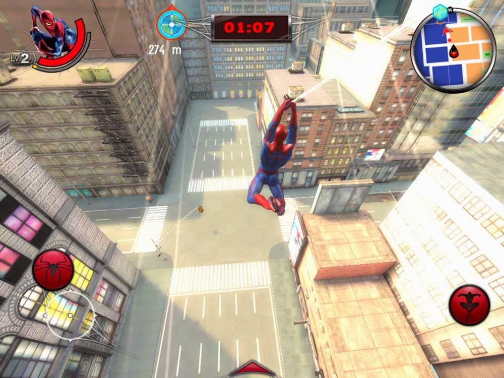Amazing Spider-Man 2 Game