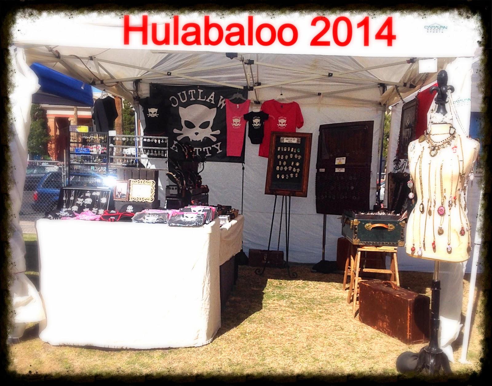 Outlaw Kitty at Hullabaloo