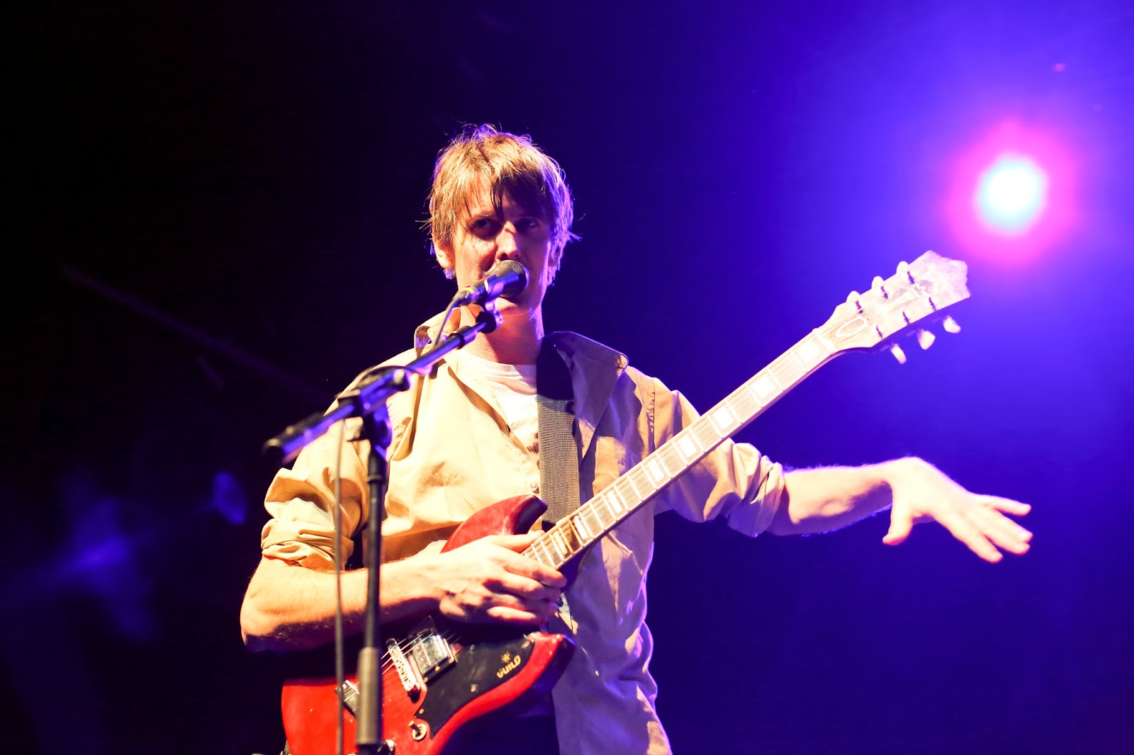 Stephen Malkmus & The Jicks at The Forum, London
