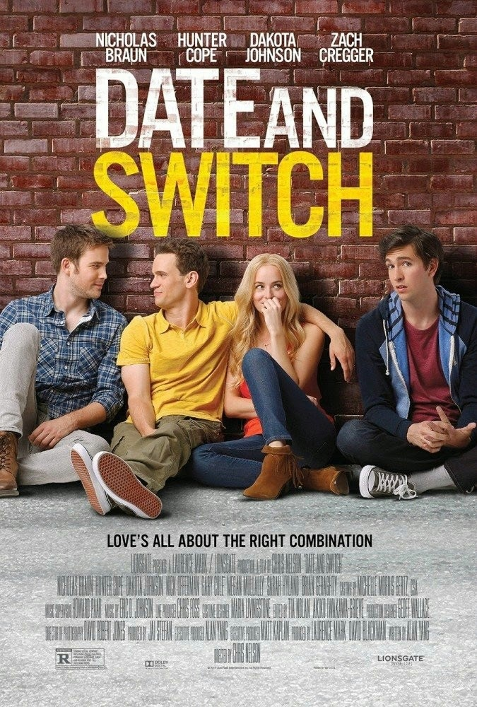 Date And Switch 2014 Brrip  ταινιες online seires xrysoi greek subs