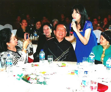Rinto Harahap & Christine Panjaitan Bintang  Mbak Vonny Lydia Edy di Medan