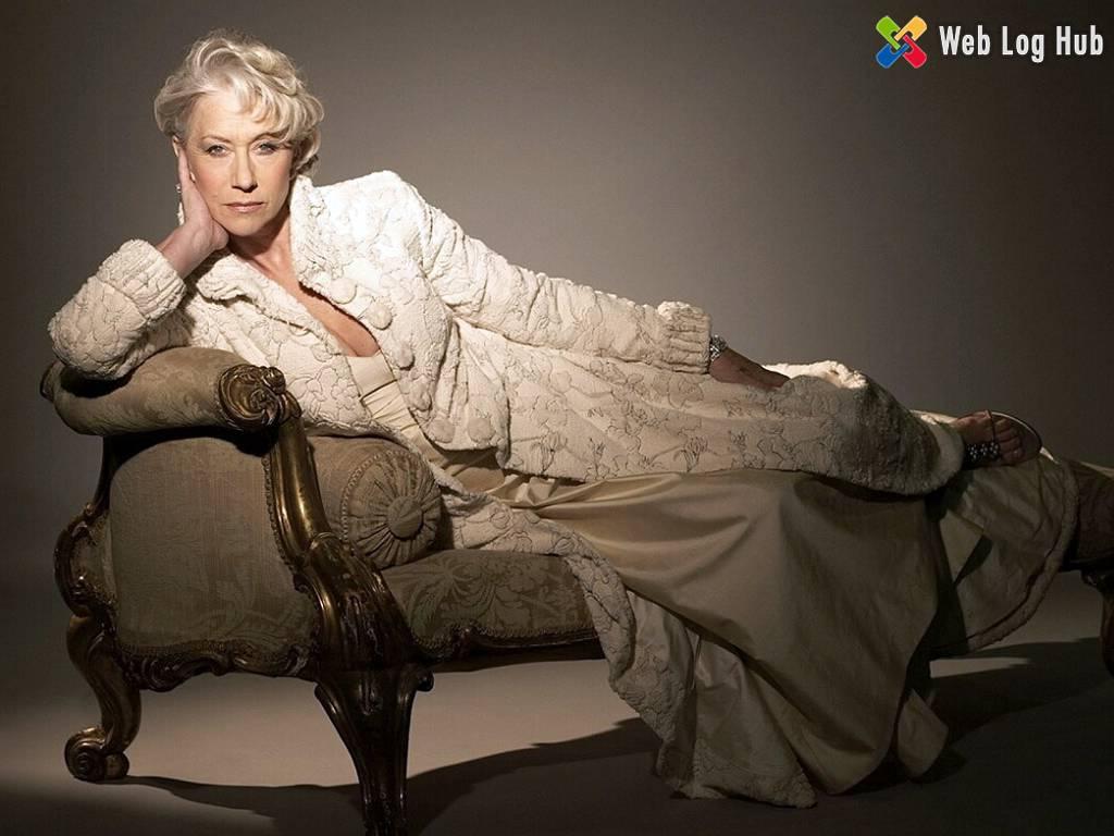 Helen Mirren admits twerking mesmerizes her - Web Log Hub