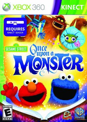 Sesame Street: C'era una volta un mostro Xbox 360