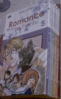 Romance From The thumbs by Izumi Tsubaki