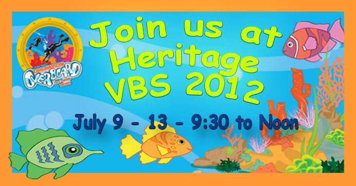 Heritage Church VBS