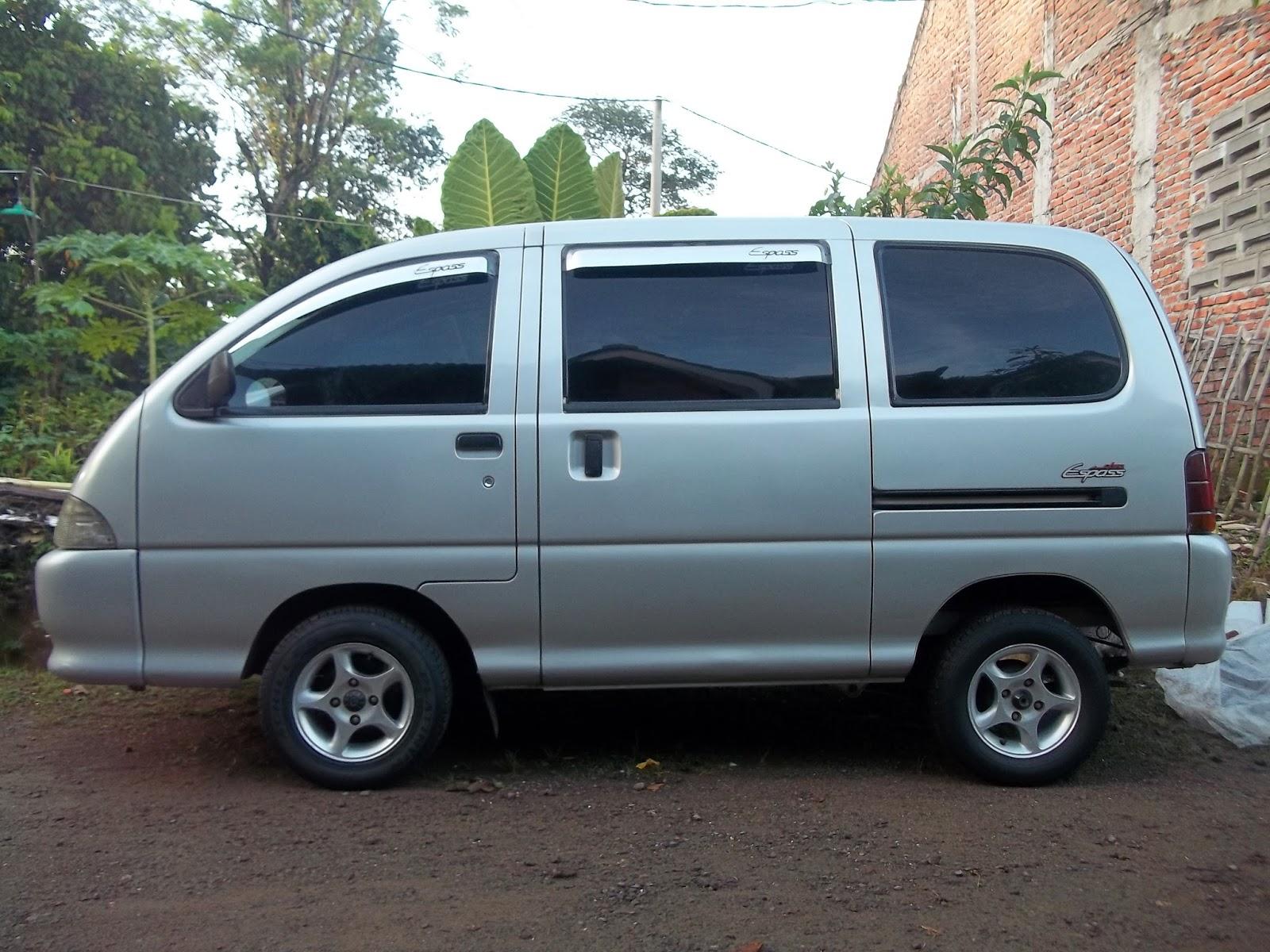 A W N G S DIJUAL Daihatsu ESPASS Tahun 1995