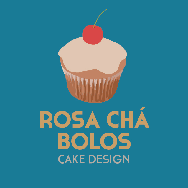 Rosa Chá Bolos