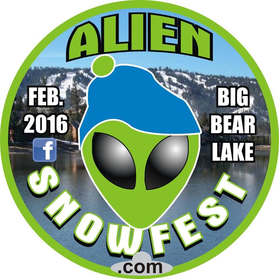 Alien SnowFest 2016