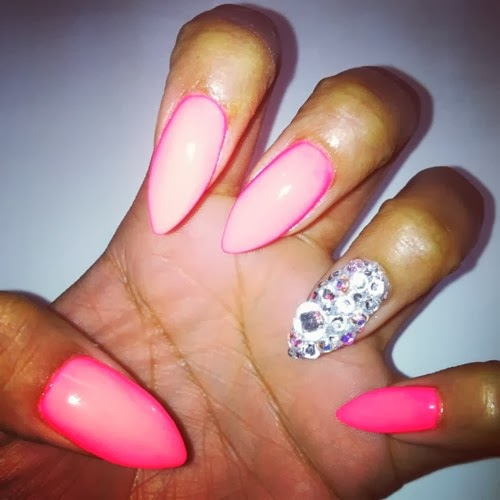 Nails Diamond Nail Design