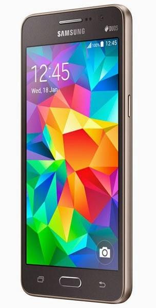 Spesifikasi dan Harga Samsung Galaxy Prime SM-G530H