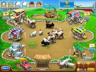 Farm Frenzy 2 Pizza Party Games for PC