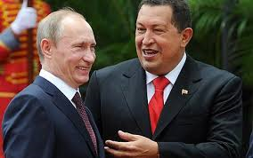 Vladamir Putin and Hugo Chavez were gay