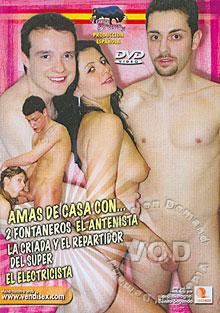 Ver Amas de casa Con… (2006) Gratis Online