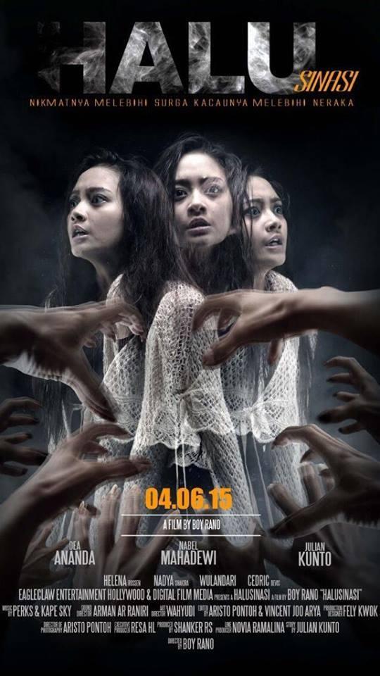 HALUsinasi ( 2015 )   Film Terbaru Bioskop