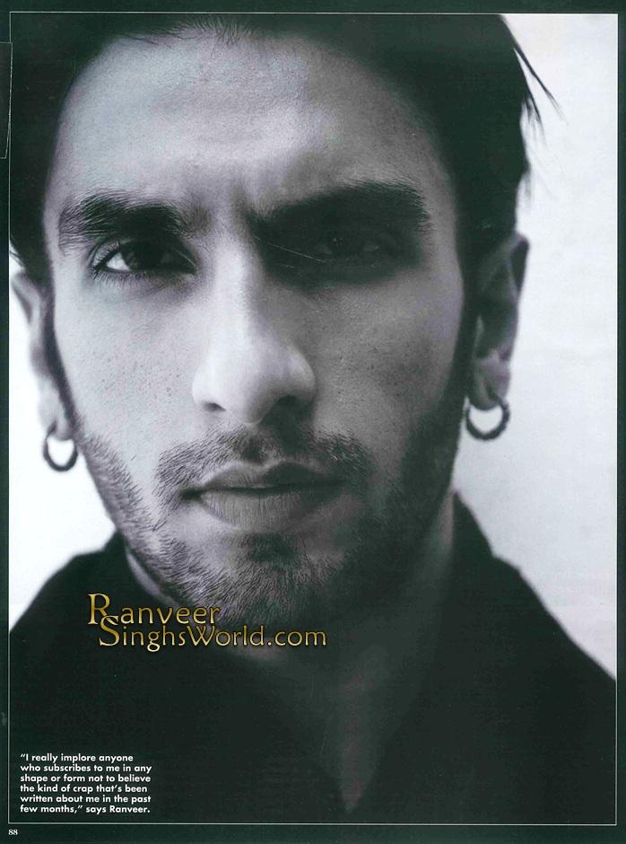 Ranveer Singh - Actress Wallpapers