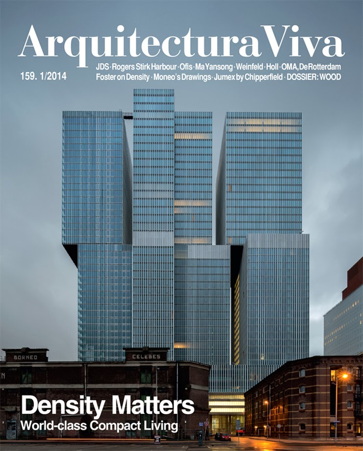Gij n arquitectura blog density matters world class for Portadas de revistas de arquitectura