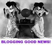 Blogging good news