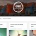 Grid responsive minimalistic Blogger theme