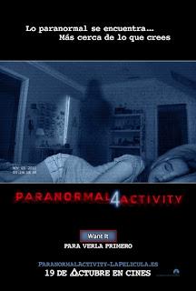 Ver Película Paranormal Activity 4 Online Gratis (2012)