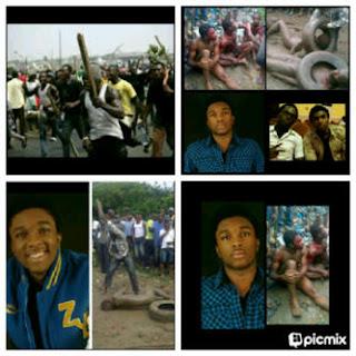 Against Jungle Justice In Nigeria