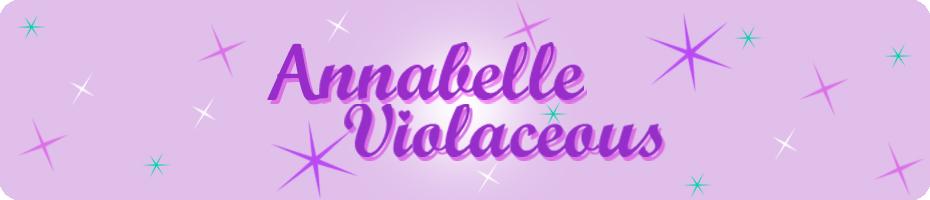 Annabelle Violaceous
