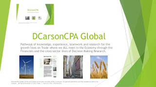 DCarsonCPA Global on Research
