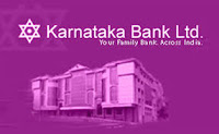 Jobs in Karnataka Bank