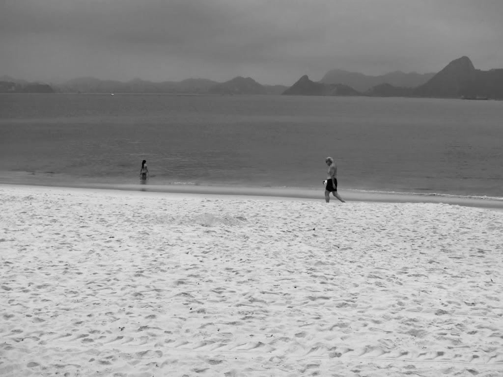 Um dia no Aterro (VII), by Guillermo Aldaya / PhotoConversa