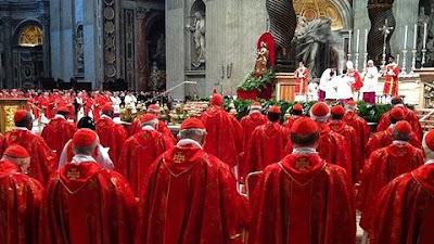 """Missa de abertura do Conclave: """"Que o Papa tenha um coração generoso"""""""