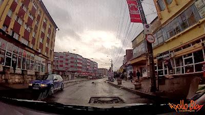 Reparatii drum Toplita