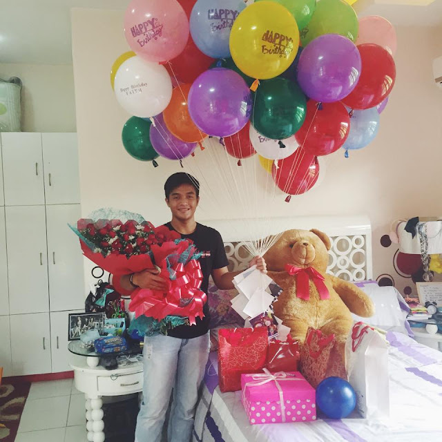 Surprises That I Did For My Boyfriend S Birthday: Girlfriend Gets The Sweetest Birthday Surprise Ever