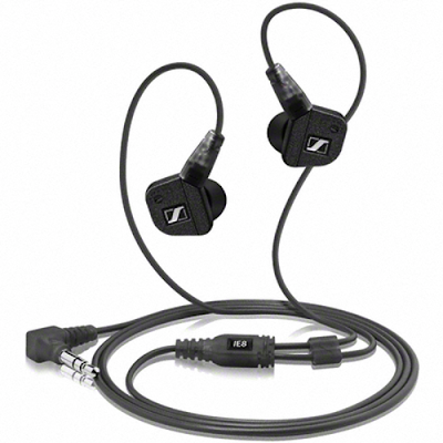 Sennhesier IE 8 In Ear Headphones
