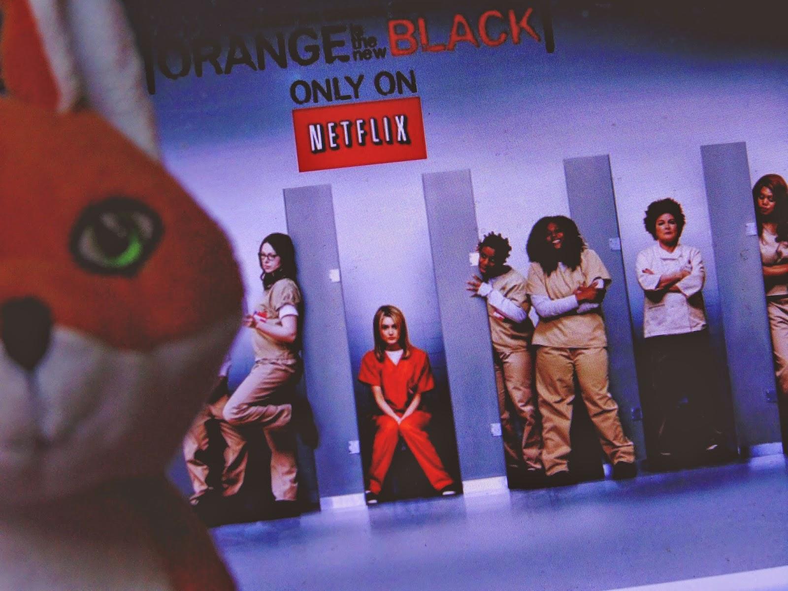 Séries Policiais: Orange Is The New Black