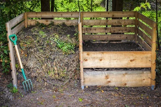 How To Compost At Your Log Home