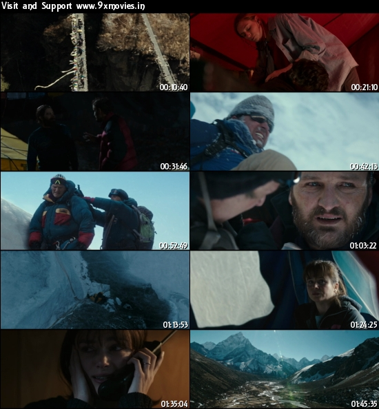 Everest 2015 Dual Audio Hindi 720p BluRay 1GB