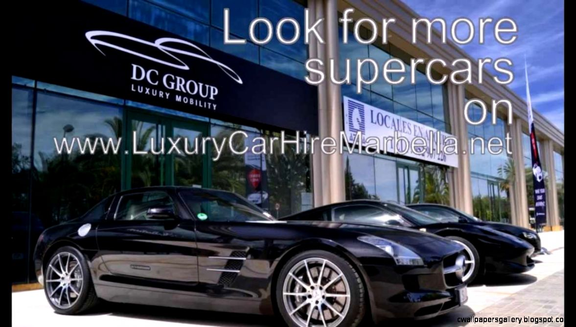 Luxury car hire Marbella   DC Group Europe   YouTube