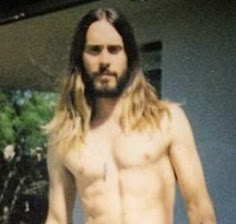 JARED LETO IS SHIRTLESS BECAUSE INSTAGRAM