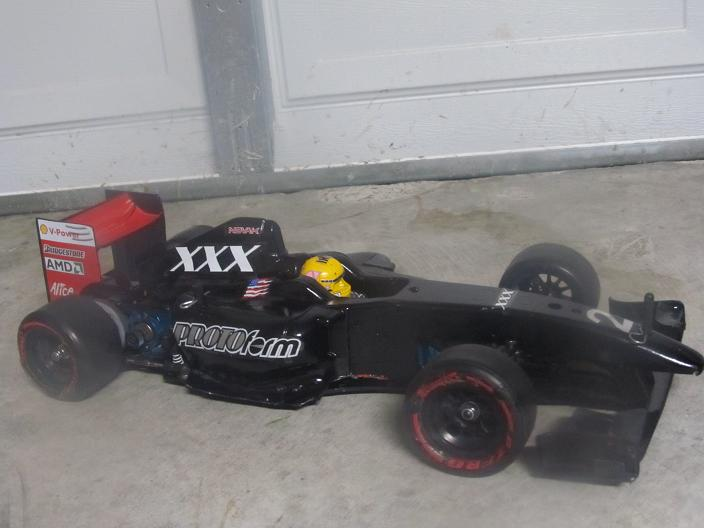 REDDEIVID F1 TEAM   3RACING F109 / F1 NIKKO IMG_0242