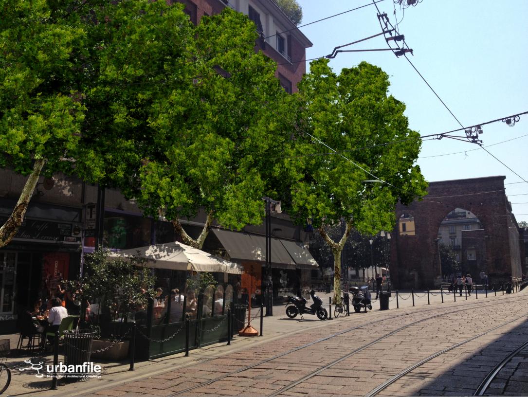 Urbanfile milano un corso di porta ticinese pi decente for Corso di grafica milano