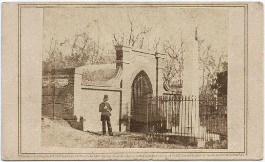 Vintage pictures of the tomb ~