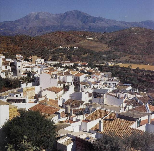 Pueblos con encanto: Guaro (Málaga)