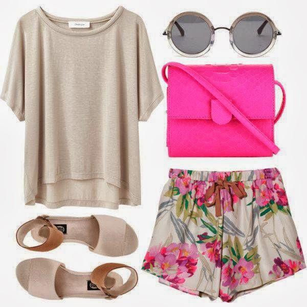 Shirt,Sun glasses,shoes, etc...